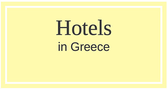 Hotels in Greece